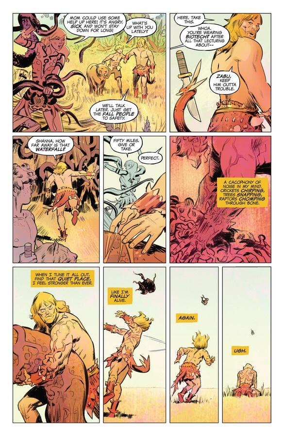 Ka-Zar: Lord of the Savage Land