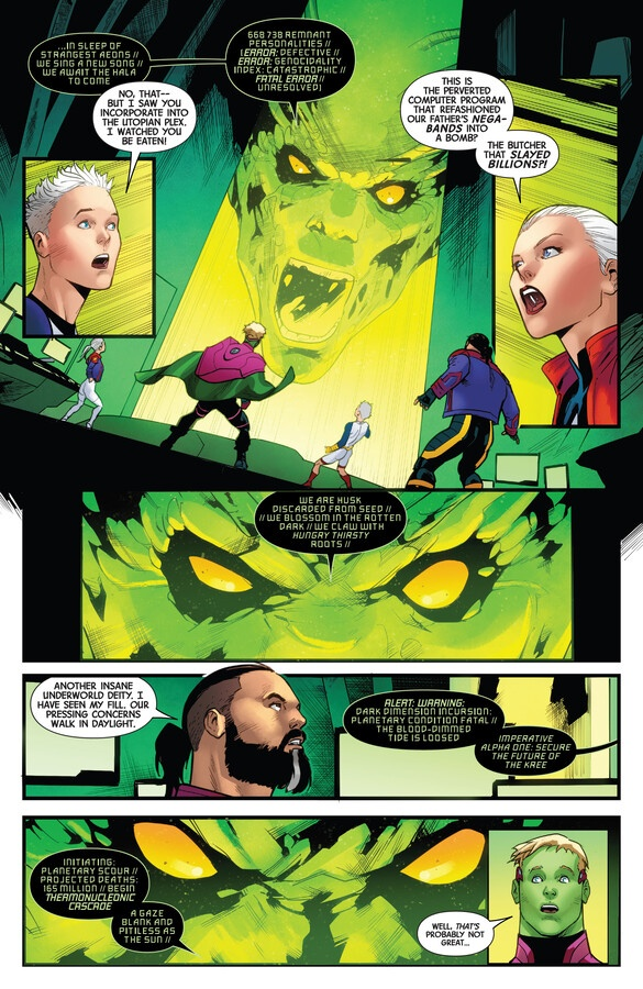 The Last Annihilation - Wiccan & Hulkling #1