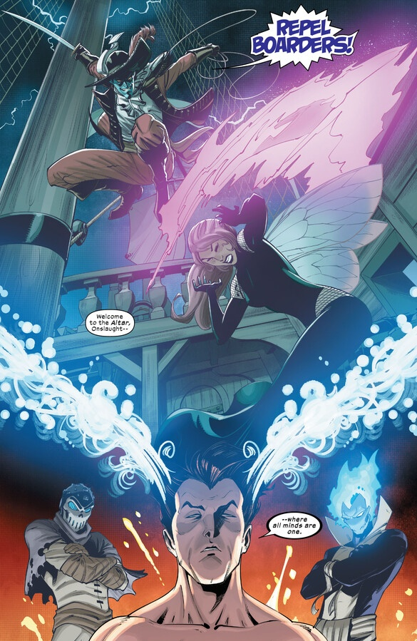 X-Men Onslaught Revelation