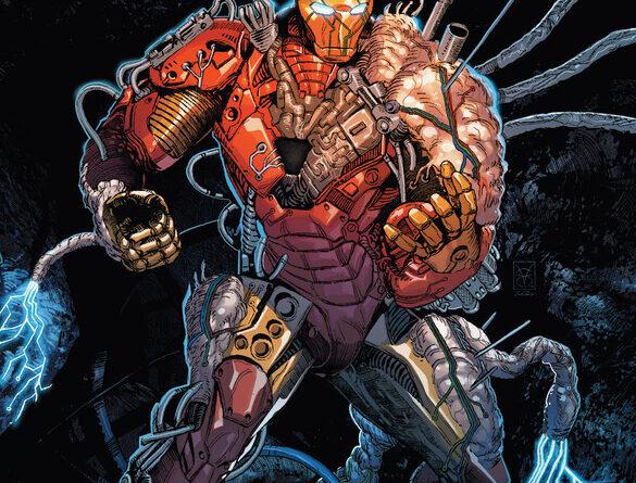 The Darkhold: Iron Man